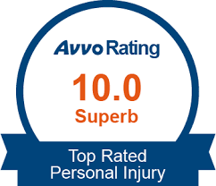 Rated 10 out of 10 supurb on avvo, attorney Bernard Walsh